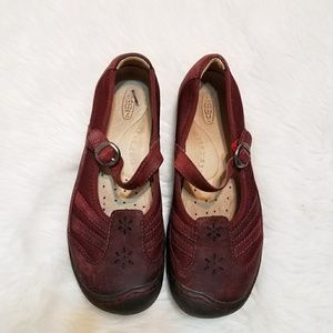 Keen Mary Janes